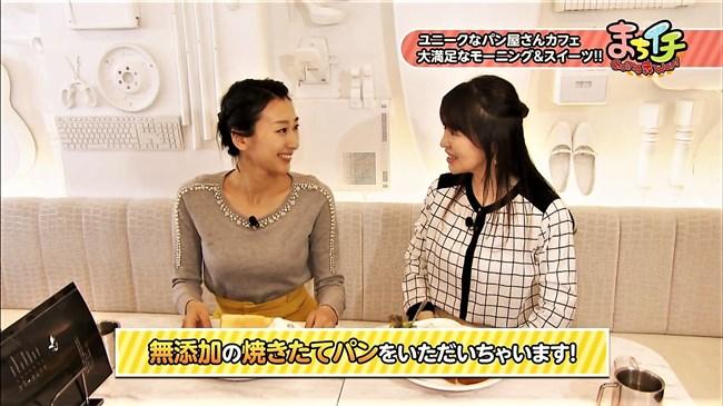 浅田舞~CBCの番組で胸の膨らみを強調した姿が触りたい衝動に駆られます!0009shikogin