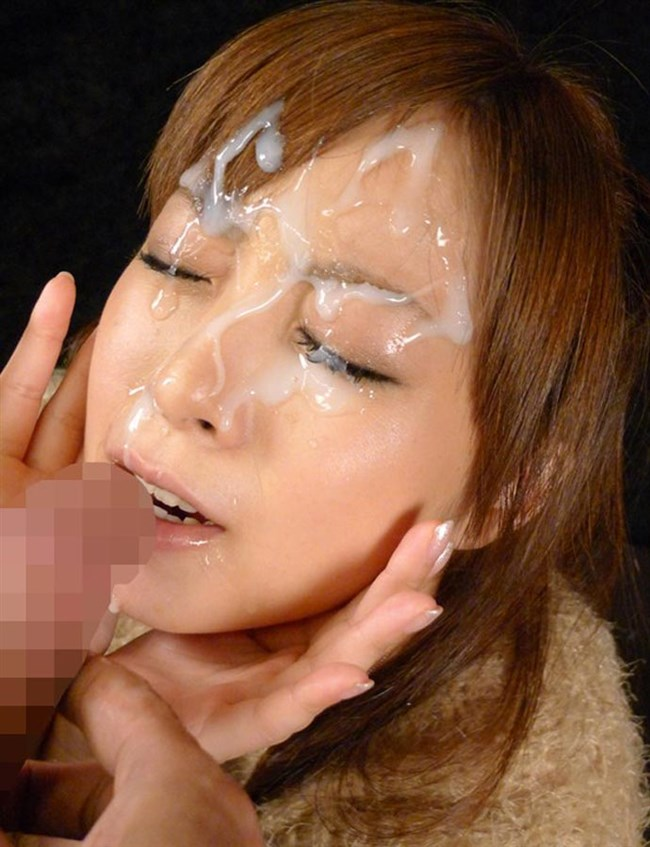 1ヵ月分溜め込んだザーメンを顔に容赦なくぶっかけられた娘をご覧下さいwww0005shikogin