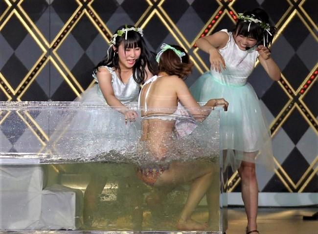 指原莉乃[HKT48]~公約での公開熱湯風呂でのオッパイ丸見えがエロ過ぎて驚き!0003shikogin