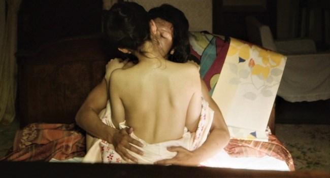 小宮有紗~映画「夢二~愛のとばしり」にての濃厚な濡れ場が超エロぐうシコ!0007shikogin