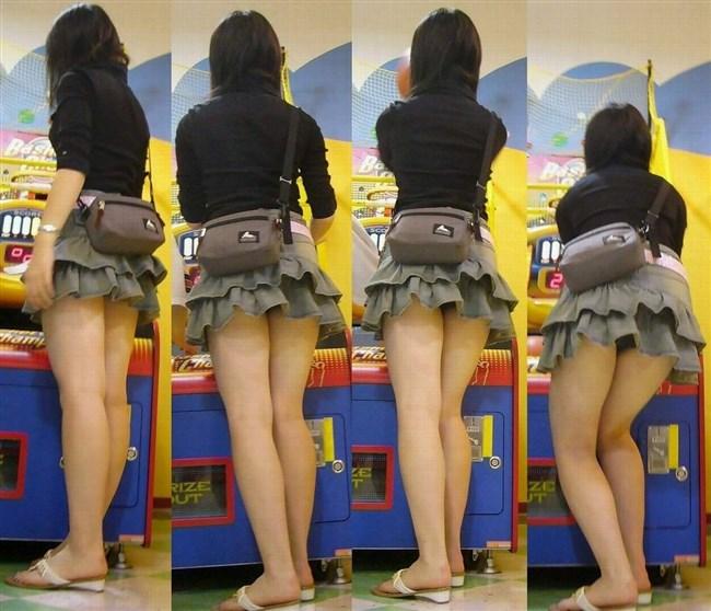 二度見、三度見当たり前!スカート丈の限界近い超ミニスカ娘www0004shikogin