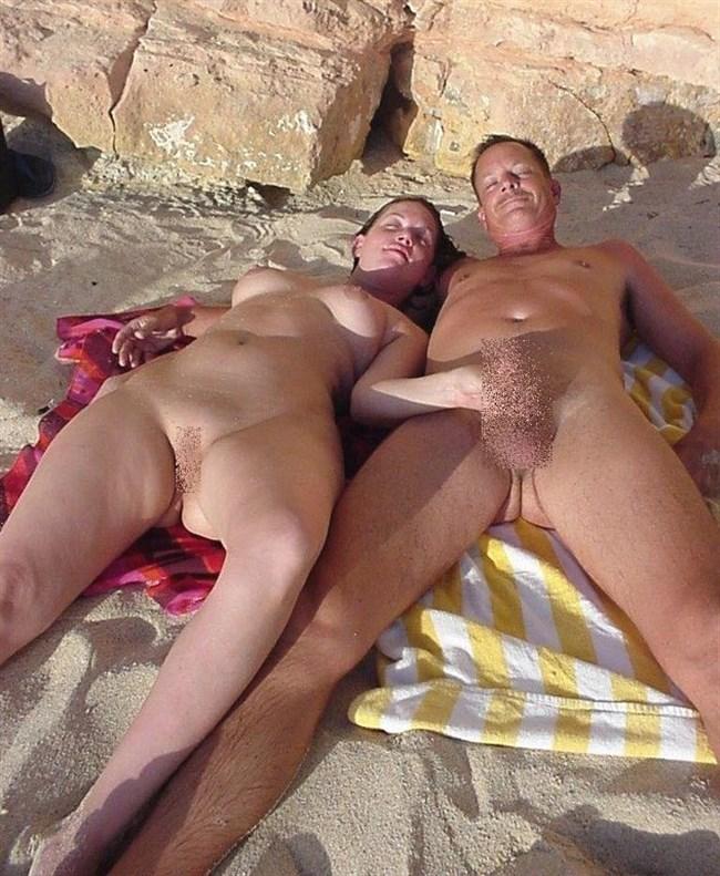 ヌーディストビーチでお互いのカラダを見て欲情してしまった男女はこうなるwww0014shikogin