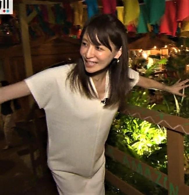 石田紗英子~白ワンピースで前屈みになり巨乳が見えた!水着グラビア付き!0007shikogin