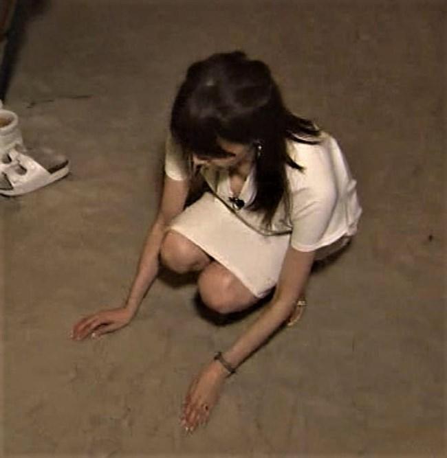 石田紗英子~白ワンピースで前屈みになり巨乳が見えた!水着グラビア付き!0010shikogin
