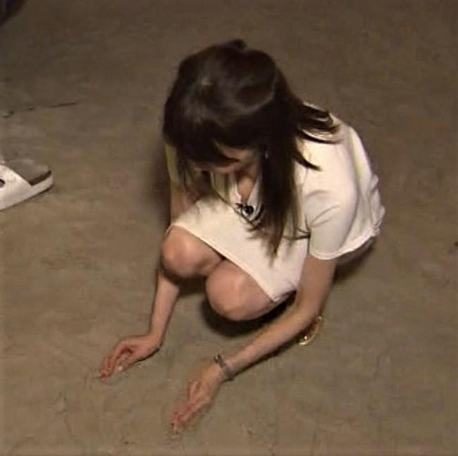 石田紗英子~白ワンピースで前屈みになり巨乳が見えた!水着グラビア付き!0011shikogin