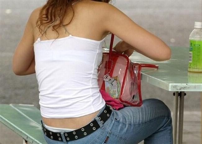 Tシャツ下のブラジャーがすっけすけの女子がえちえちwwwww0009shikogin