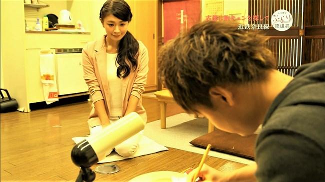 八田亜矢子~ニッポンぶらり鉄道旅での白パン姿での透けパンティーは凄い!0002shikogin