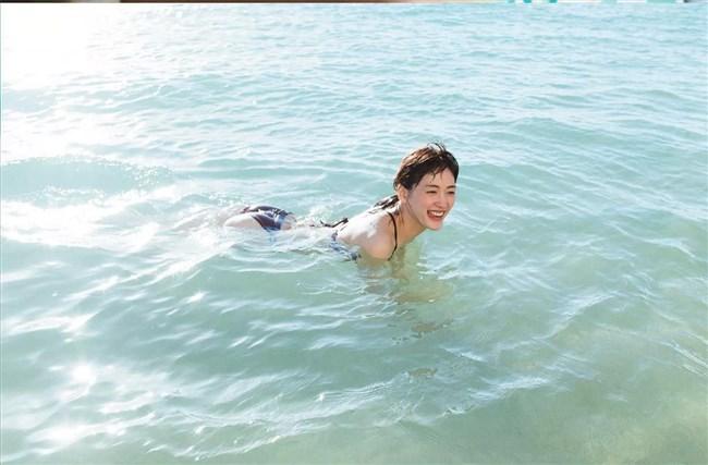 綾瀬はるか~FLASH誌グラビア!水着姿もあり妖艶な美しさが光ってます!0004shikogin