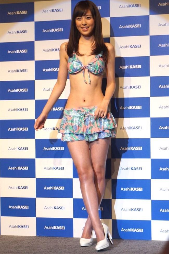 久慈暁子~フジテレビに入社した新人アナのグラビア水着写真を一挙に公開!0008shikogin