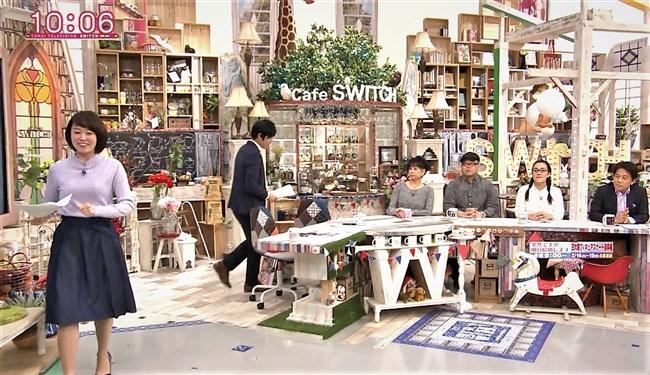 恒川英里~東海テレビの美しくて巨乳なアナ発見!ニット服姿がエロくて興奮!0016shikogin