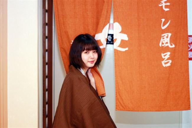 市川美織[NMB48]~レモン風呂の姿が超エロくて興奮!股間の黒いモノは何?0002shikogin
