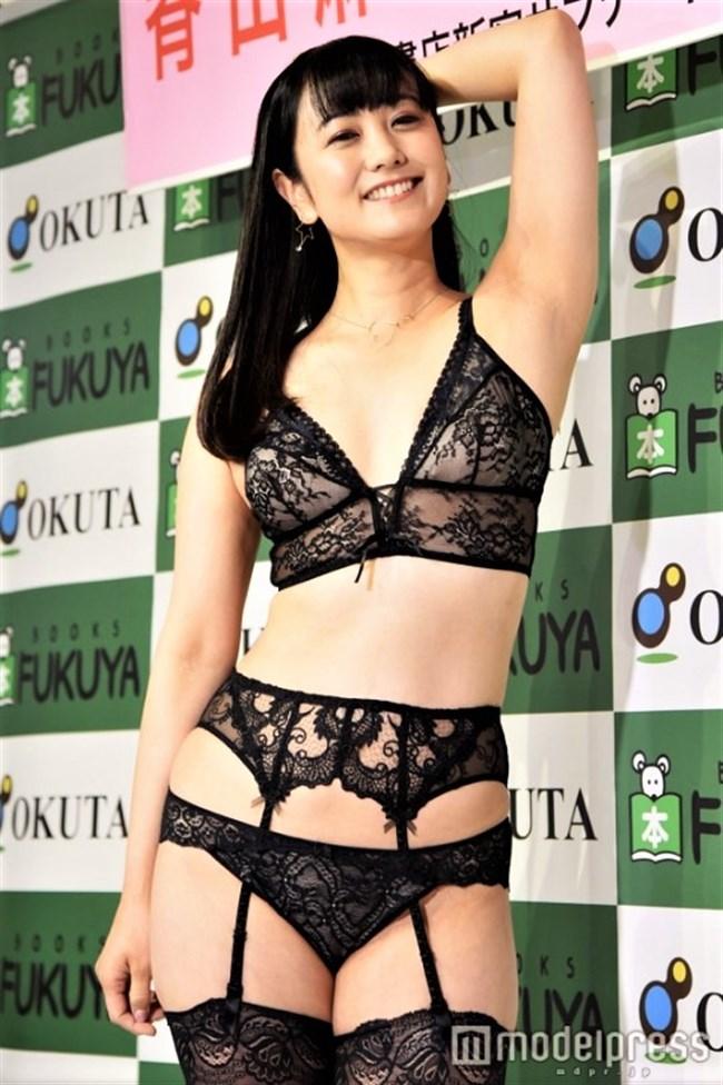 脊山麻理子~肉付きが良くなって美熟女と化し下着姿で公の舞台にて挑発!0013shikogin