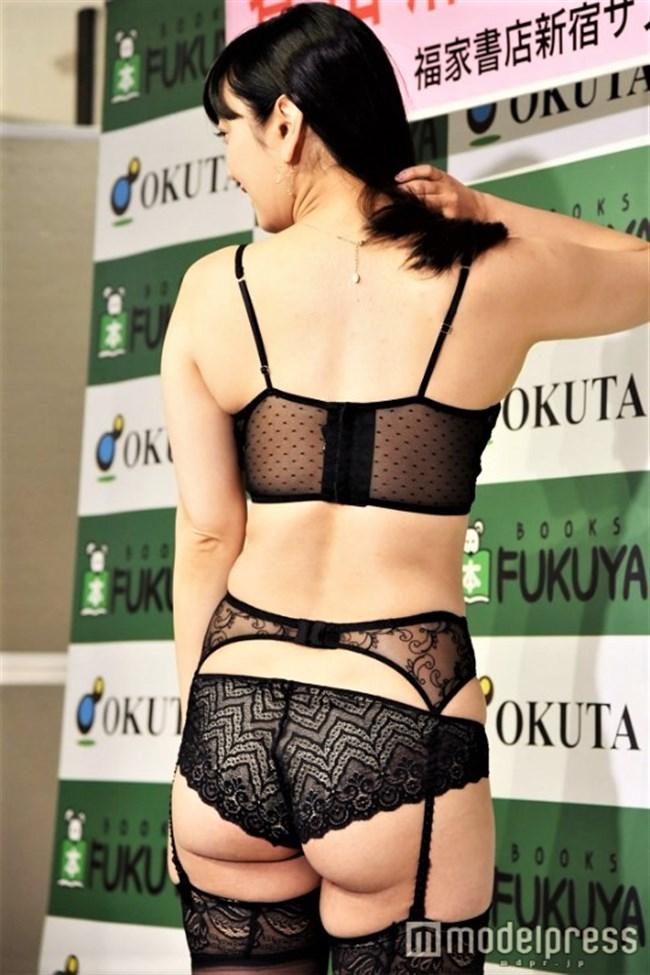 脊山麻理子~肉付きが良くなって美熟女と化し下着姿で公の舞台にて挑発!0014shikogin