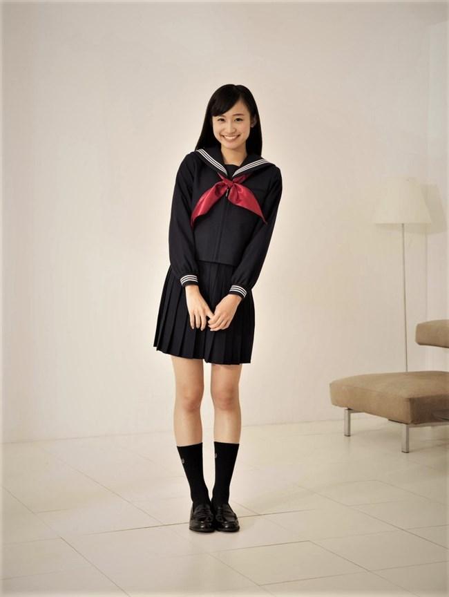 鈴木えりか[PPP!PiXiON]~日本一制服の似合う美娘がグラビアで白水着姿を見せエロいことに!0004shikogin