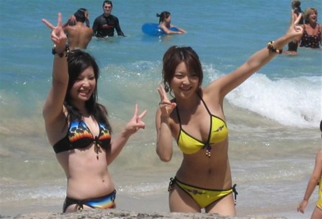 ビーチ閉鎖で水着女子も死滅気味なので画像で振り返るwww0006shikogin