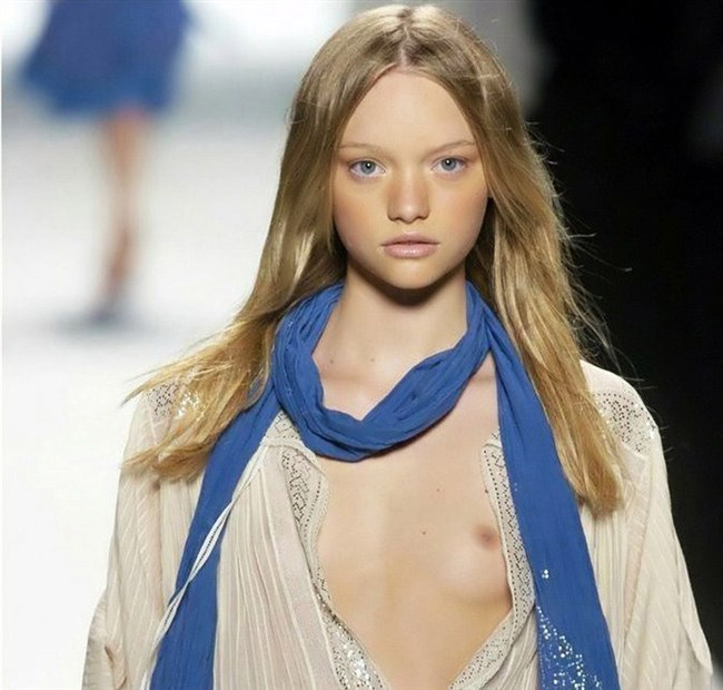 トップモデルの乳首すけすけなファッションがおかず過ぎwww0012shikogin
