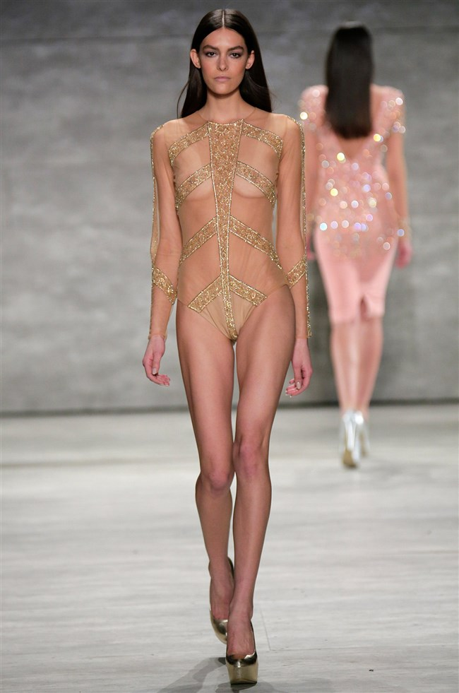トップモデルの乳首すけすけなファッションがおかず過ぎwww0029shikogin