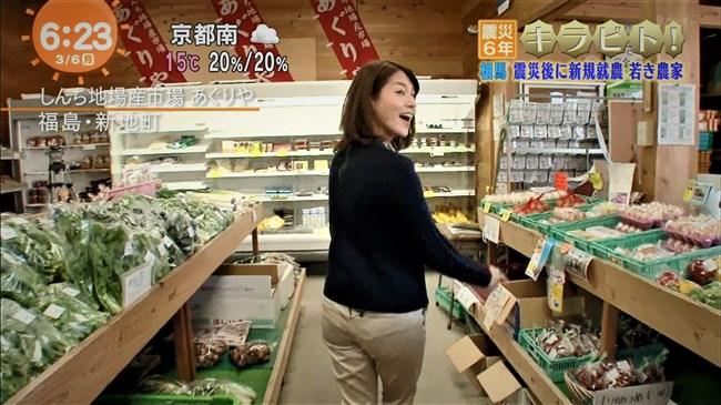 永島優美~白パンでのプリッとしたヒップを強調した生レポート姿がエロい!0009shikogin