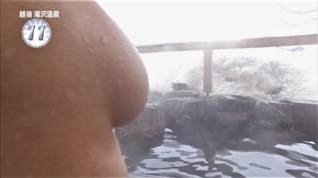 紺野栞~アド街ック天国での温泉シーンでマン毛が完全に見えてる放送事故!0013shikogin