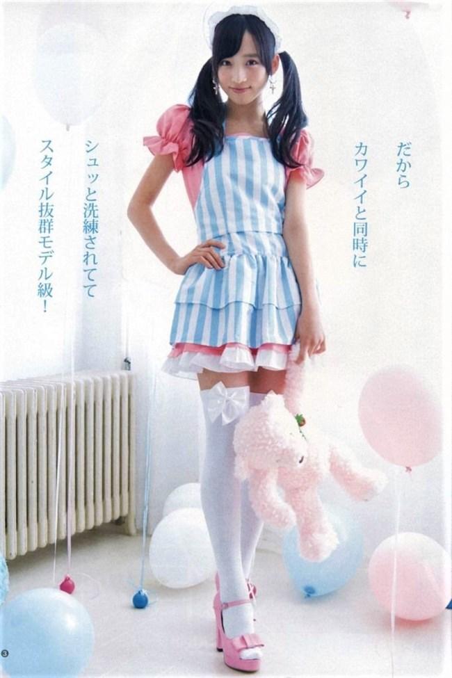 小栗有以[AKB48]~超美少女がついに水着姿を魅せた!よくココまで成長したなぁ~!0008shikogin