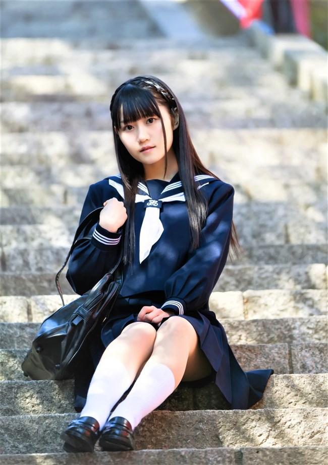 小倉唯~超可愛くて意外と巨乳なスタイルで悩殺!グラビアもイケるじゃん!0014shikogin