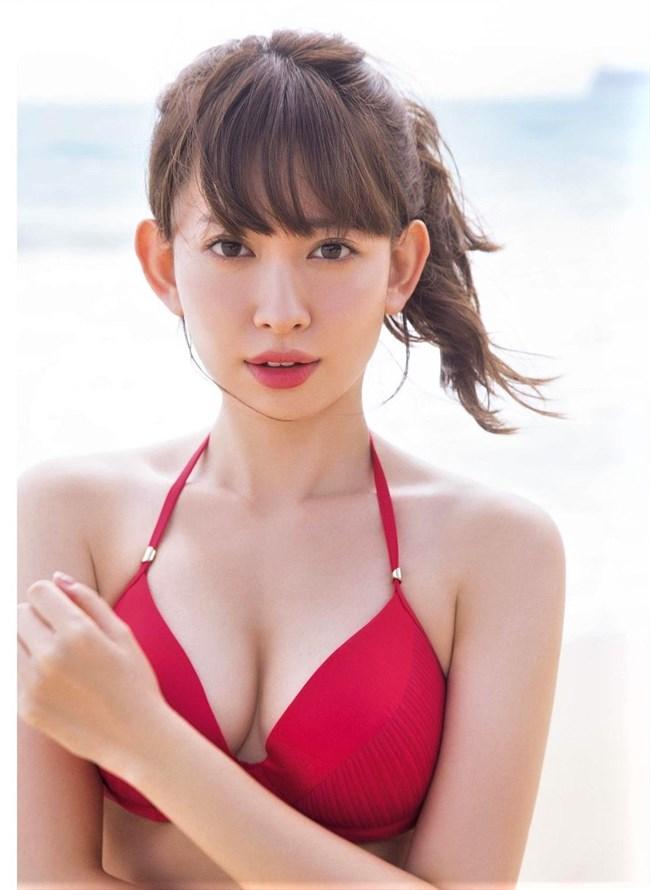 小嶋陽菜~FRIDAYのラストグラビア!豊満でエロい下着姿もコレで見納めか?0004shikogin