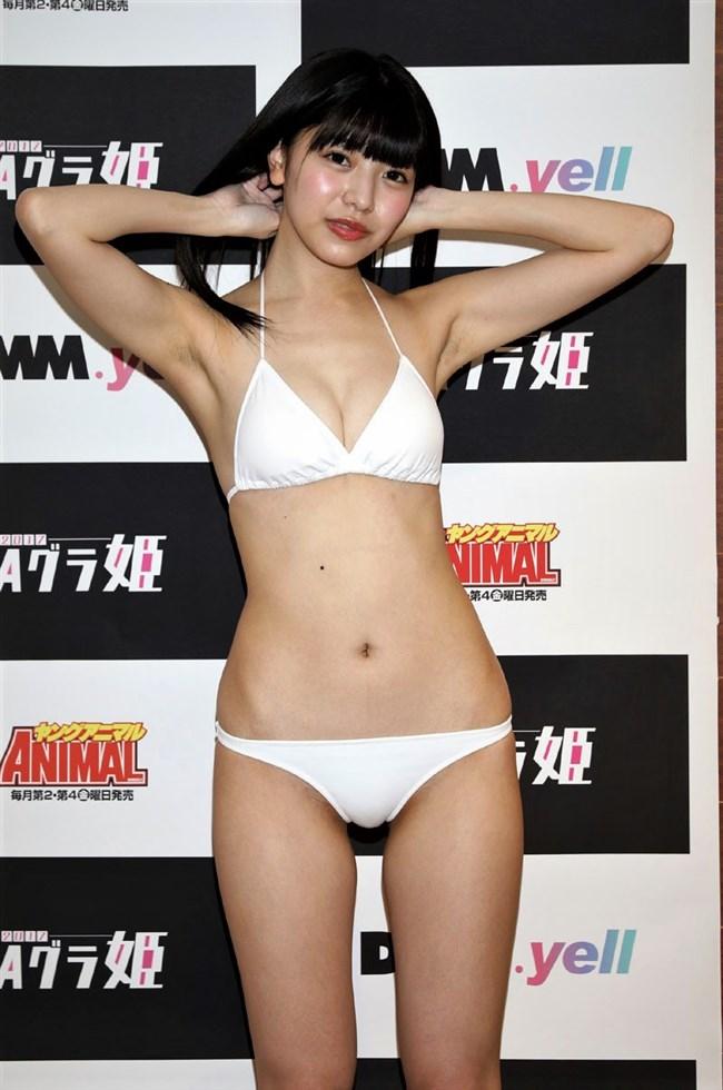 石川夏海(アキシブproject)~危険な香りのする水着グラビアはヌキ必須で超セクシー0013shikogin