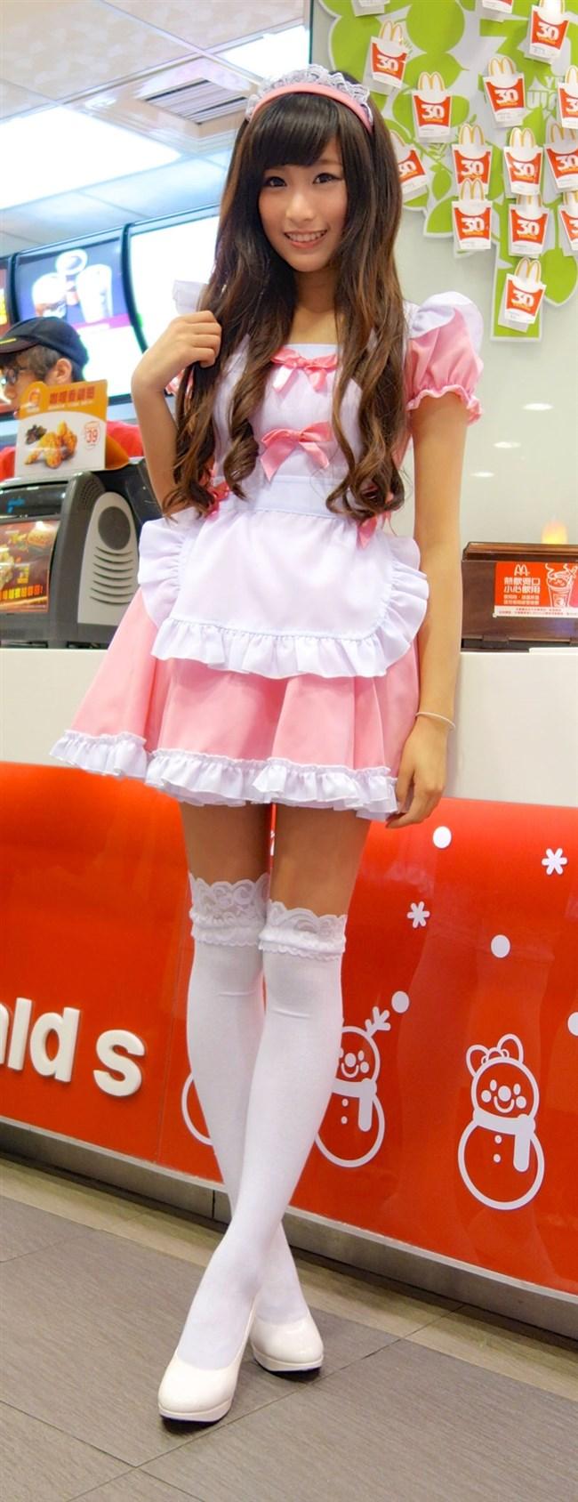 台湾のマック店員が可愛すぎて日本人女性涙目wwww0002shikogin