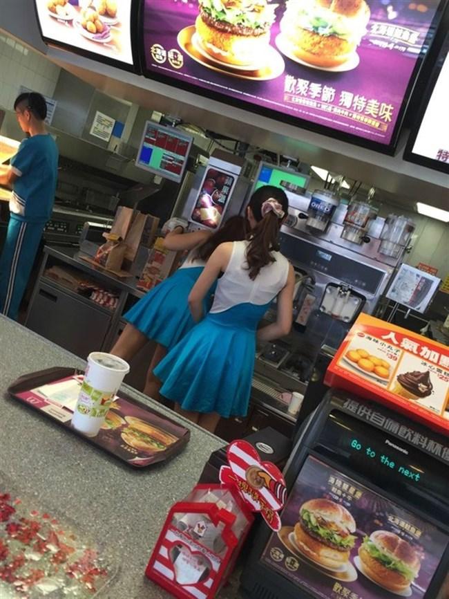 台湾のマック店員が可愛すぎて日本人女性涙目wwww0007shikogin