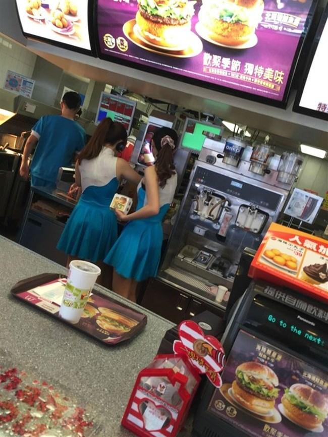 台湾のマック店員が可愛すぎて日本人女性涙目wwww0010shikogin