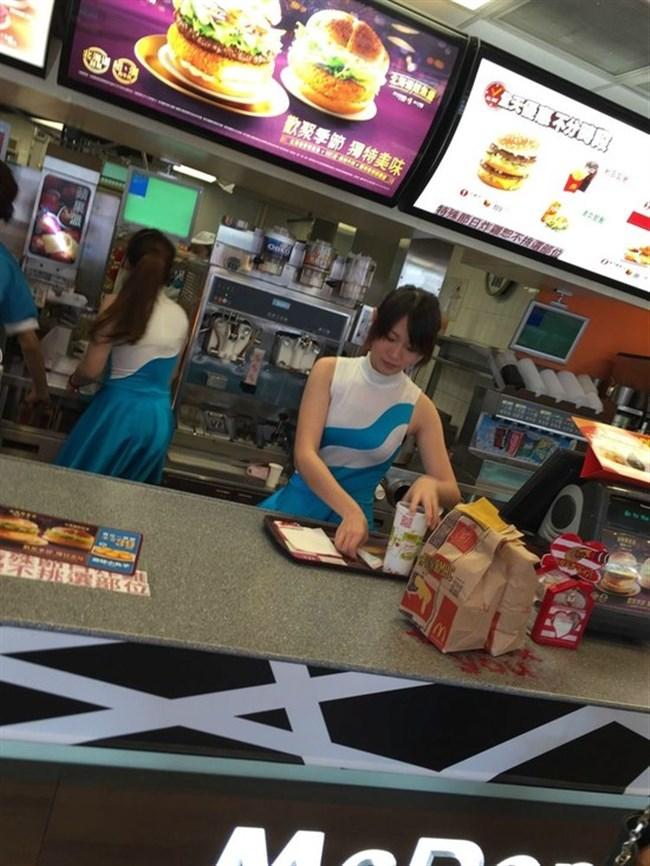 台湾のマック店員が可愛すぎて日本人女性涙目wwww0014shikogin