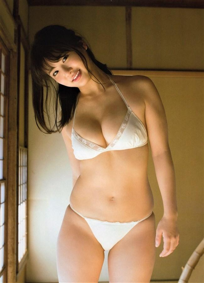 平嶋夏海~週刊現代3月号のムチムチ下着グラビアが完全なヌキ画像で凄い!0003shikogin