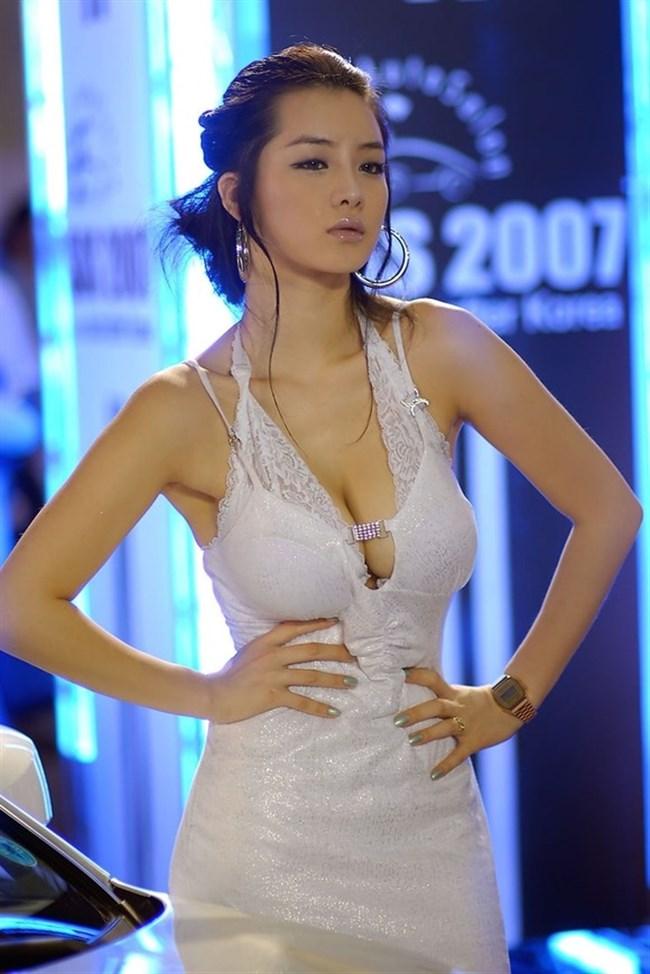 韓国人キャンギャルのスペックが高すぎて日本人涙目wwww0011shikogin