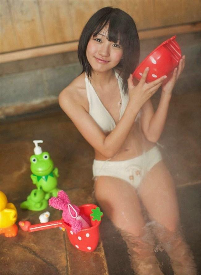 荻野可鈴[夢みるアドレセンス]~リーダーはやはりエロかった!水着姿から妖艶なオーラ出まくり!0010shikogin