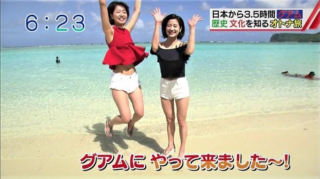 吉川亜樹~番組内で小さめの水着姿で悩殺!なんてイイ身体なんだと超興奮!0004shikogin