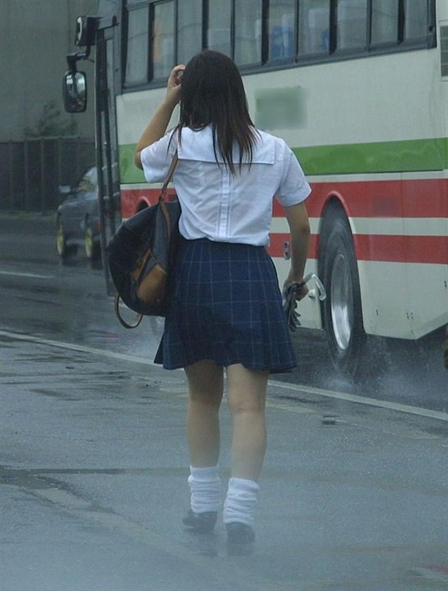 夏服JKが線状降水帯の集中豪雨に狙われてえちえちにwwww0007shikogin