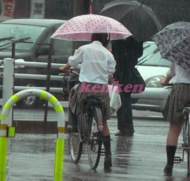 夏服JKが線状降水帯の集中豪雨に狙われてえちえちにwwww0023shikogin