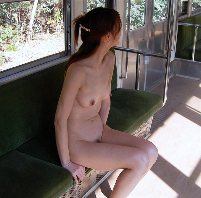 電車内で全裸になってしまう筋金入りの露出痴女現るwwww0010shikogin