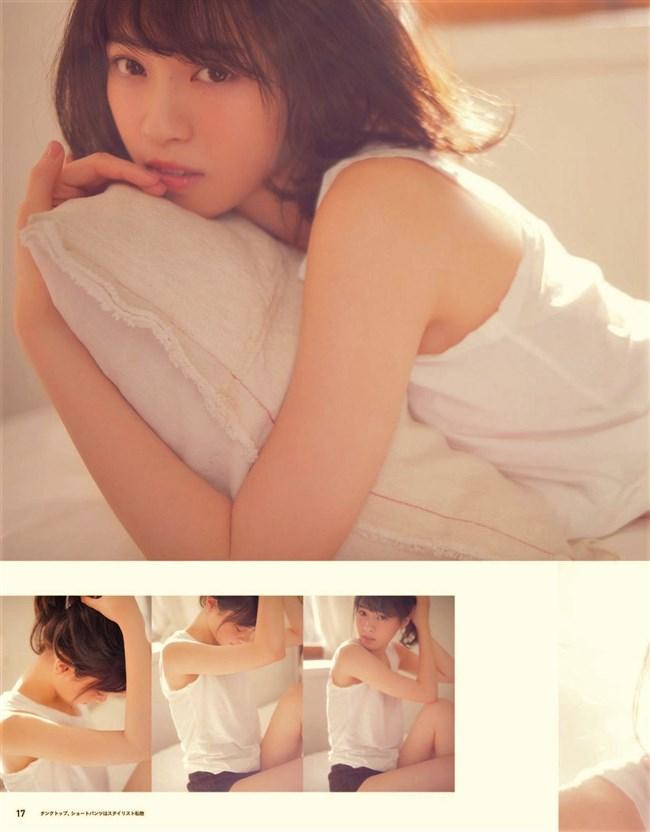 西野七瀬~ファッション雑誌ananでのグラビア入浴姿がエロくて立っちゃった!0005shikogin