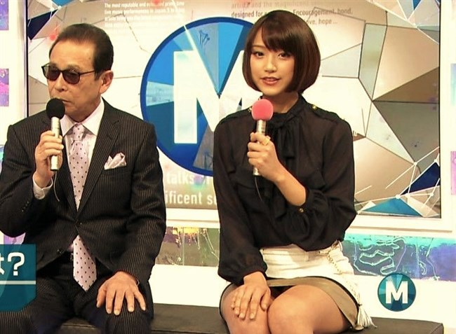 竹内由恵~ロンハーでのスカートの中が丸見え事件は女子アナ界の伝説!0011shikogin