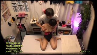 【女子大生 マッサージ】アヘ顔スレンダーでHなアスリートの女子大生美少女の、マッサージプレイエロ動画!!【エロ動画】
