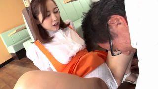 【土下座】美脚の痴女、篠田ゆうの着エロ足コキパンチラがエロい。
