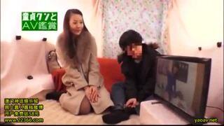 【素人 モニタリング】パンスト姿の素人人妻の、モニタリング羞恥素股プレイエロ動画!!【エロ動画】