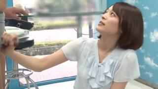 MM号にて、スレンダー激カワなJD素人の、手コキ淫語ぶっかけ無料動画。【JD、素人、女子アナ動画】