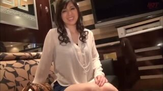 【エロ動画】スケベでエロい巨乳の熟女の、アクメプレイが、ホテルにて…!