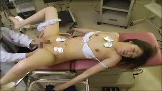 【痴漢レイプ動画】巨乳の女性の、痴漢レイプ中出しプレイが、産婦人科にて…!!エロいおっぱいですね!【エロ動画】
