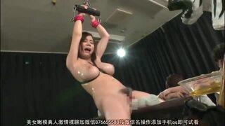 【おっぱい】巨乳の女教師、吉川あいみの中出し拘束バックプレイエロ動画!
