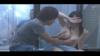 【童貞】スレンダー美人な巨乳のお姉さん、吉川あいみのモニタリングフェラ筆おろし無料動画。【近親相姦動画】