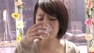 【エロ動画】欲求不満スレンダーな人妻素人の、オイルマッサージセックスプレイが、MM号にて…!!