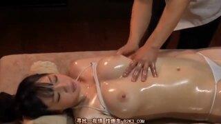 超乳の美女、斉藤みゆのセックス痙攣マッサージ無料エロ動画。【イタズラ、パイズリ、オイル、騎乗位動画】